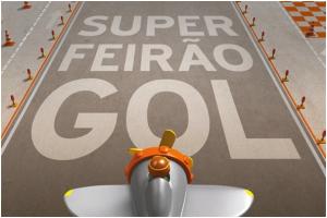 Promoção Gol Passagens a 1,00