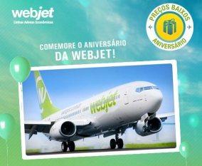 Aniversário da Webjet