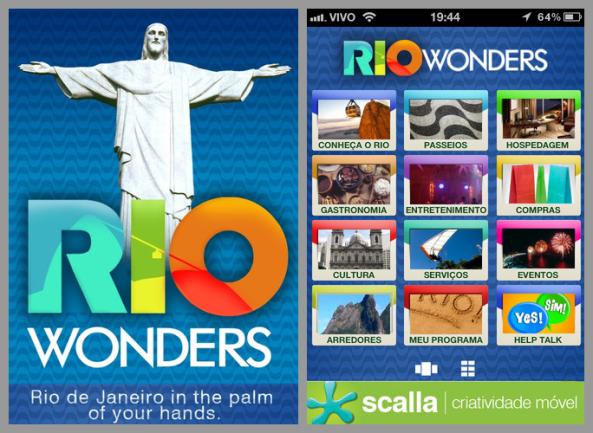 Rio Wonders - Itunes
