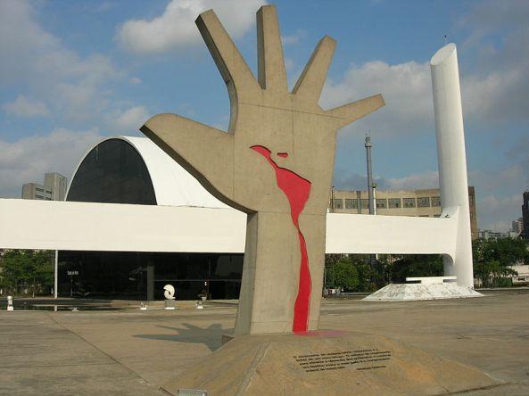 Memorial da América Latina - Oscar Niemeyer