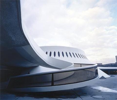 Le Havre - Oscar Niemeyer