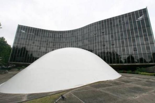 Sede do Partido Comunista Francês - Oscar Niemeyer