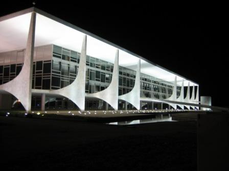 Palácio da Alvorada - Oscar Niemeyer