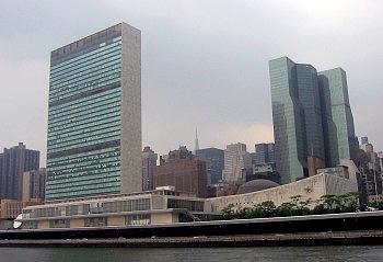 Sede das Nações Unidas - Oscar Niemeyer