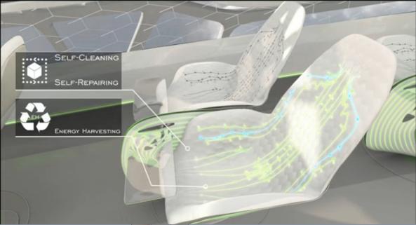 Airbus - Conceito de cabine (2)